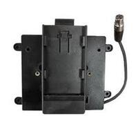 BA-055E - 7.4 V Battery Bracket for Sony 'L' series DV batteries compatible