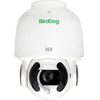 BirdDog Eyes A200 IP67 Weatherproof Full NDI PTZ Camera (White)