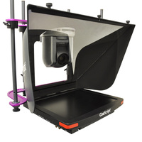 "17"" EMC Prompter System Package for PTZ cameras"