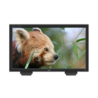 "LVM-460A : Premier, Broadcast Quality, 46"" Multi-Format Monitoring Solution"
