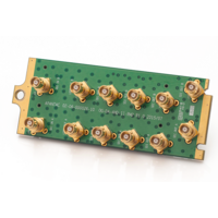 Apantac Triple-rate 1 x 4 SDI Distribution Amplifier