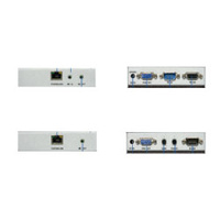 TSE-SET-1 TSE-1E Transmitter & TSE-1R Receiver (VGA / RS232 Touch Screen Extender Pair)